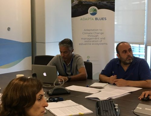 The ADAPTA BLUES project kick off meeting was held in Santander